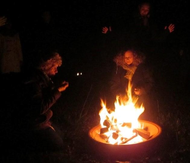 Water & vuur ceremonie